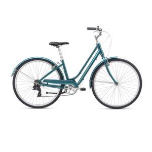 Bicikl ženski gradski Flourish